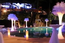 romantic beach wedding party decor ideas wedding decor theme