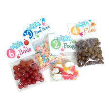 passover plagues bag passover top ten plagues great service fresh candy in