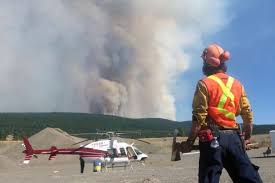 Wildfire Training Bc by 2017 Second Worst B C Wildfire Season On Record Burns Lake