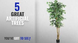 top 10 artificial trees home decor 2018 nearly 5209