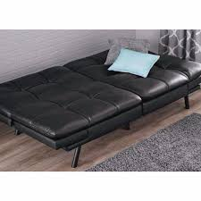 ebay brown leather sofa mainstays faux leather sofa beds ebay