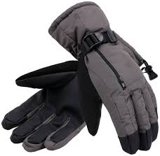 andora men u0027s winter waterproof thinsulate touchscreen ski gloves