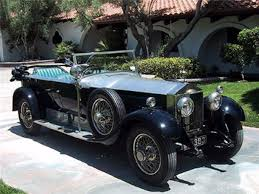 rolls royce vintage convertible britains greatest car manufacturer rolls royce william george