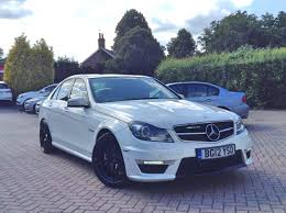 mercedes 6 3 amg for sale mercedes c class 6 3 c63 amg mct 7s 4 matic 4dr for sale at