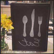 top kitchen chalkboard ideas