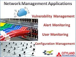 network management applications services provided by cityland