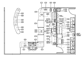 Coffee Shop Floor Plans Images About Commercial Kitchen And Coffee Shop Layout Design On