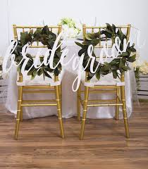 wedding chair signs top 10 best groom wedding chair signs