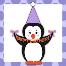 Penguin Birthday Meme - birthday clipart penguin pencil and in color birthday clipart