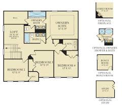 lennar independence floor plan 3039 commonwealth drive bru 82 spring hill tn mls 1897103