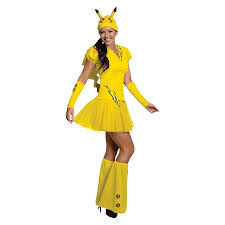 Womens Owl Halloween Costume Women U0027s Pokémon Pikachu Costume Small Target Fall Halloween