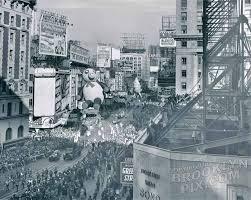 nyc thanksgiving day parade macy u0027s thanksgiving day parade 1948 manhattan old brooklyn