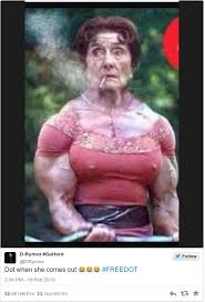 Meme Pics - dot cotton s arrest has inspired a new meme and it s glorious