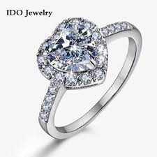 diamond rings aliexpress images Platinum engagement rings for women aliexpress buy 2015 wedding jpg