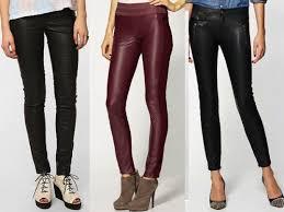 Real Leather Leggings Wardrobe Wish List