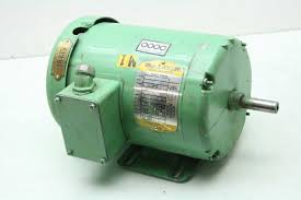 baldor m3539 1 2 hp industrial motor 230 460v ac 1140 rpm 3 phase