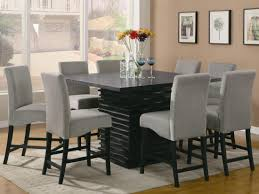 dining modern dining table sets in costco contemporary dining