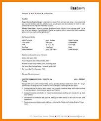 5 graphic designer cv sample fancy resume