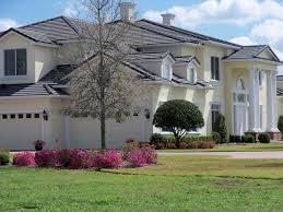 Eagle Roof Tile Belair 4595 Dark Charcoal Traditional Exterior Charlotte