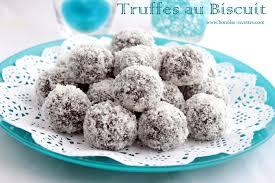 cuisine alg駻ienne gateaux recettes gateau algerien sans cuisson truffes aux biscuits