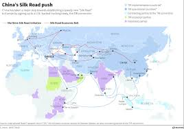 Dubai India Map by Yes China Is Investing Globally U2014but Not So Much In Its Belt And