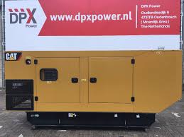 caterpillar de250e0 dpx 18019 s2 diesel generators price