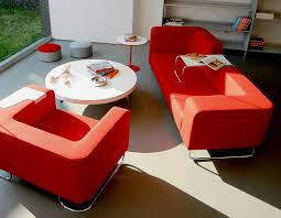 Red Office Furniture by Office Furniture Facts