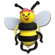 tops bee car antenna topper bumble bee