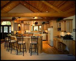 Rustic Kitchen Lights by Rustic Kitchen With Vaulted Ceiling U0026 Hardwood Floors Zillow