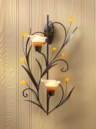 Hurricane Candle Wall Sconces 21 Best Bathroom Candle Wall Sconces Images On Pinterest Wrought