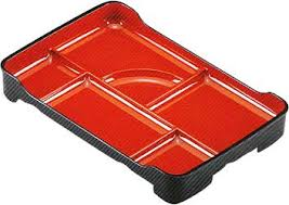 tray plates bento box serving plates or trays for food serving