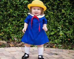 Halloween Custom Costumes Madeline Dress Madeline Costume Baby Madeline