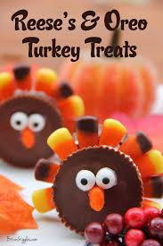 reese s oreo turkey treats