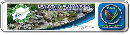 Aquascape Nj Landvista Aquascapes Pond Design Installation Repair