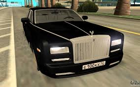 mansory rolls royce drophead rolls royce for gta san andreas