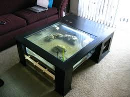 cute coffee table tank about design home interior ideas with