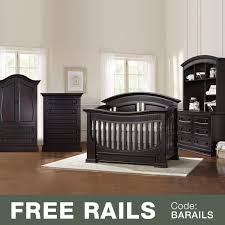 Convertible Crib To Full Size Bed by Baby Appleseed 5 Piece Nursery Set Chelmsford 3 In 1 Convertible
