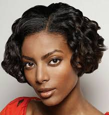 wavy bob hairstyles for black women short hairstyles haircuts for