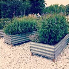 32 best garden beds corrugated iron images on pinterest raised