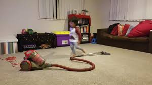 Cleaning The House by Mas Bram 2y7m Toddler Helping Cleaning The House Youtube