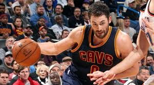 cavs to start kevin love at center bring tristan thompson off the