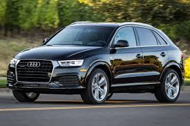 audi mini suv 2018 audi q3 pricing for sale edmunds