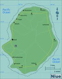 niue on world map niue wikitravel