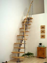 surprising space saver staircases design ideas with white iron top