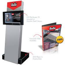 display tv rodia tools