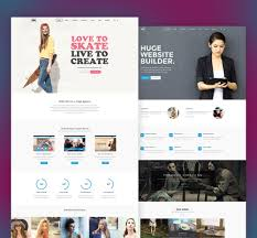 Resume Website Template Free High Quality 50 Free Corporate And Business Web Templates Psd