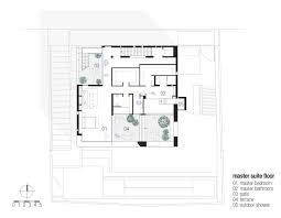 master suite floor plan gallery of az house nabil gholam architects 27