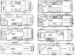 Puma Travel Trailers Floor Plans Travel Trailer Floor Plans Valine