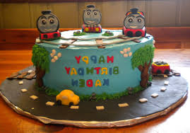 thomas train cake ideas archives cake design and cookies