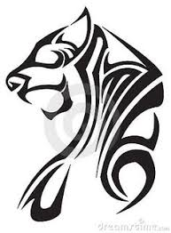 tatoo on tigers tribal tiger and tribal tattoos